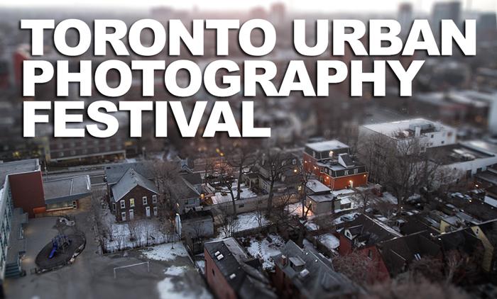 Toronto Urban Photography Festival Joseph Morris