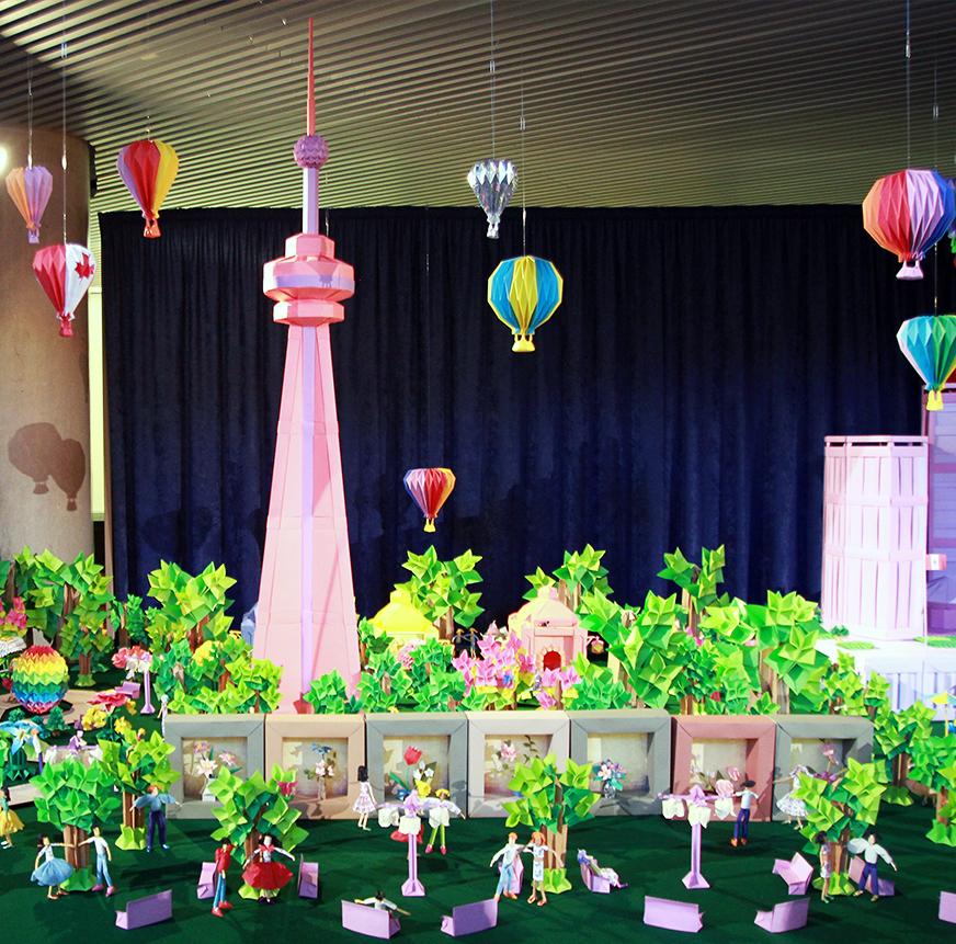 Joseph Morris Doors Open Toronto Toy-Ronto