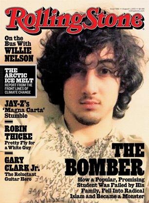 Rolling Stone Cover Joseph Morris