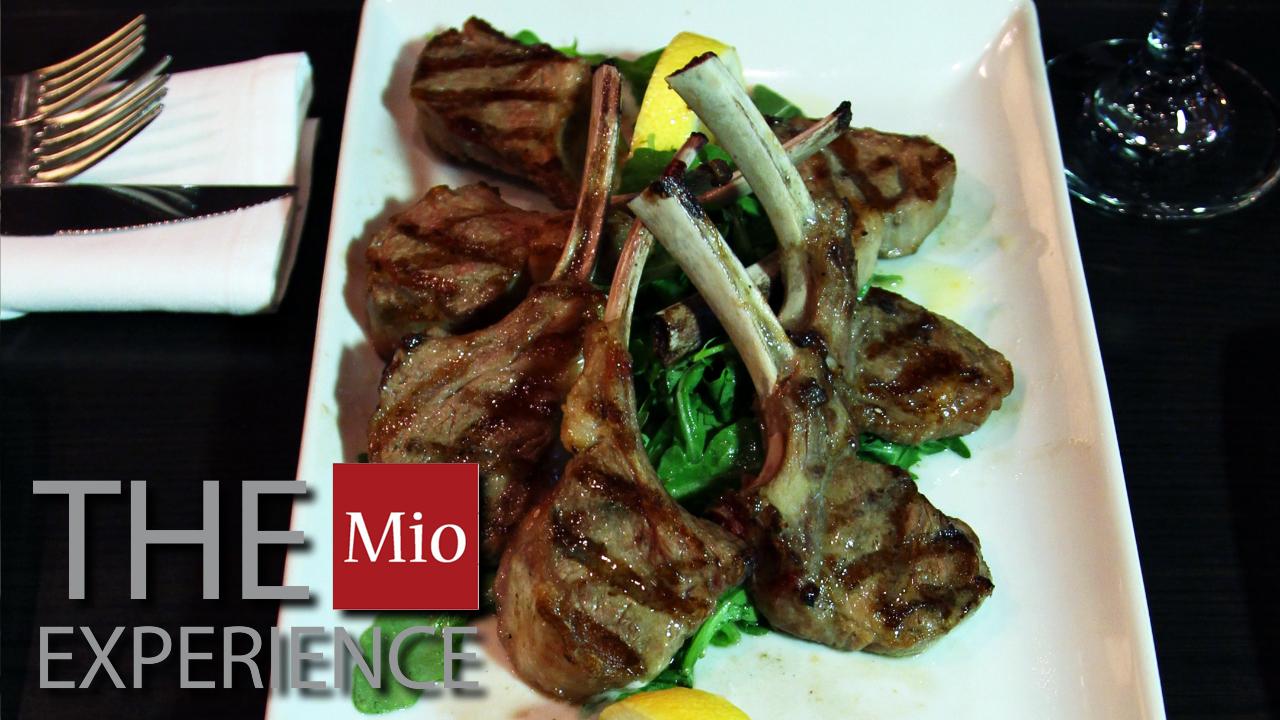 Mio Ristobar Lamb Chops Recipe Toronto