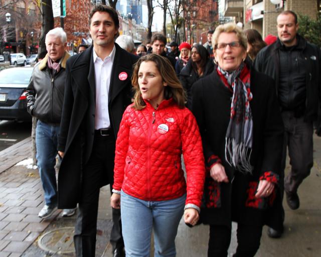 Justin Trudeau Toronto Centre