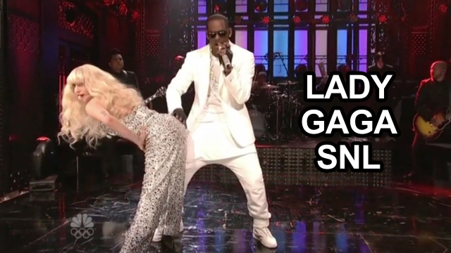 lady-gaga-snl performance r. kelly