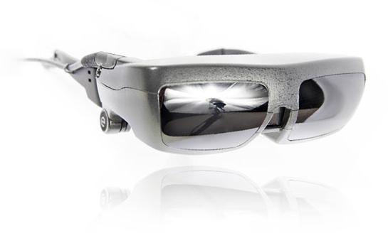 eSight Stargardt Legally Blind