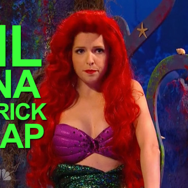 snl-anna-kendrick-little mermaid recap