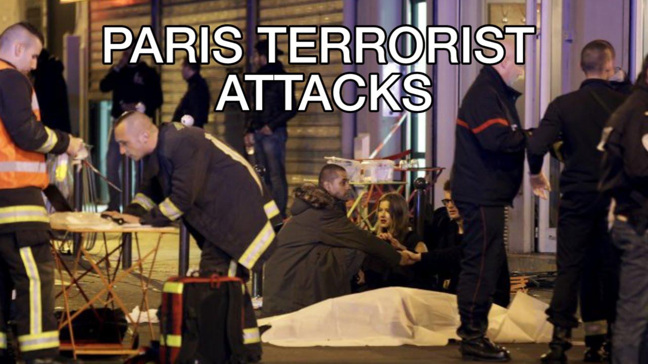 Terrorist Photo: Paris Terror Attacks Explosions Germany France Soccer