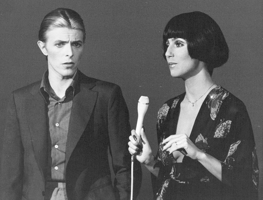 David Bowie SNL Tribute