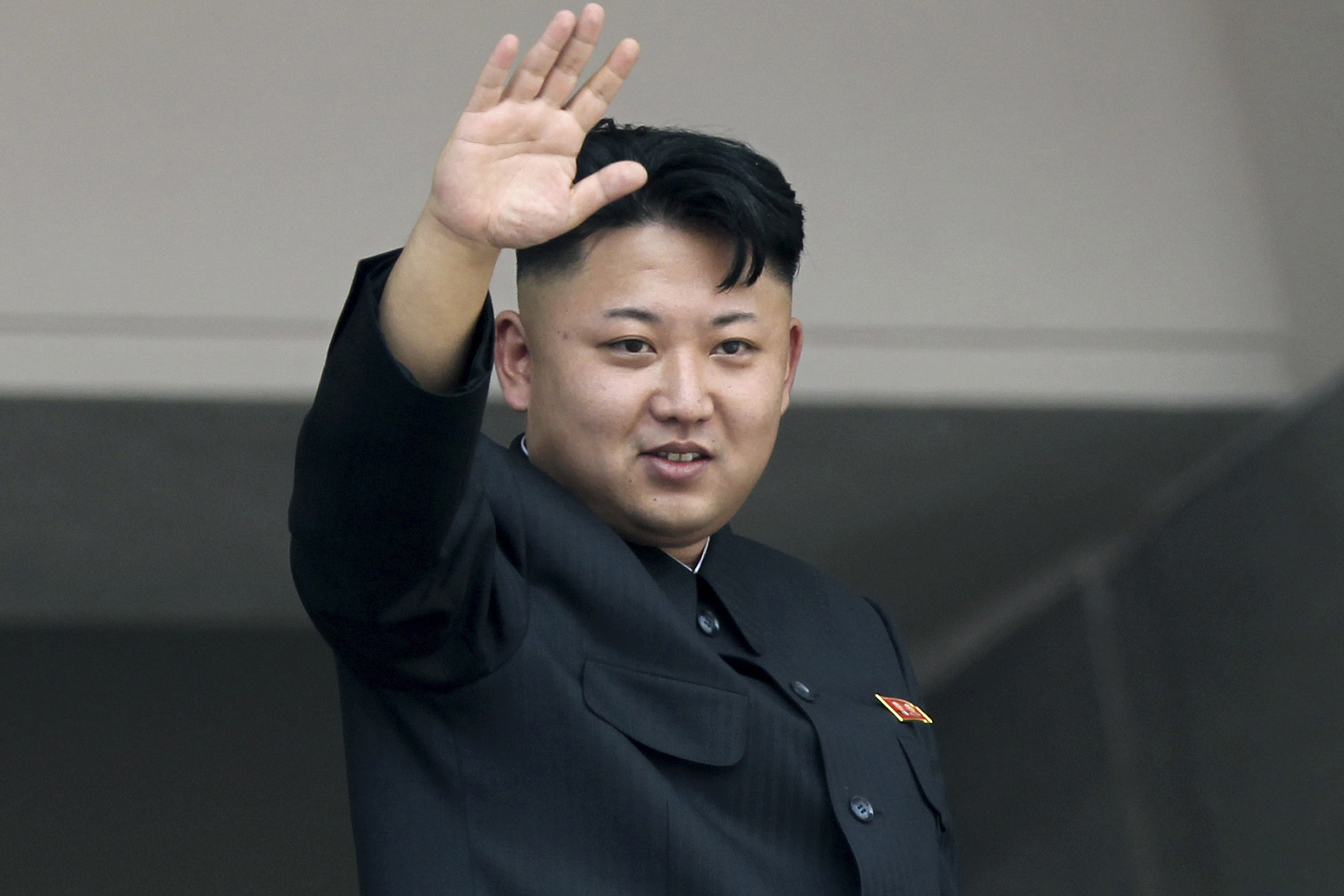 Kim Jung UN Donald Trump