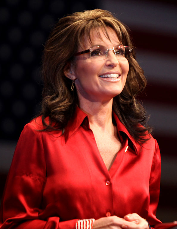 Sarah Palin Endorses Donald Trump in Iowa