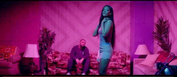 Rihanna Work ft Drake Official Music Video