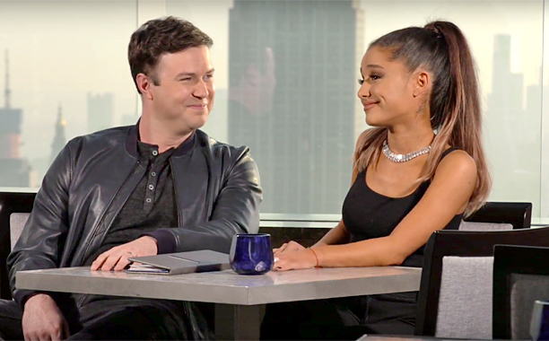 Ariana grande SNL Host