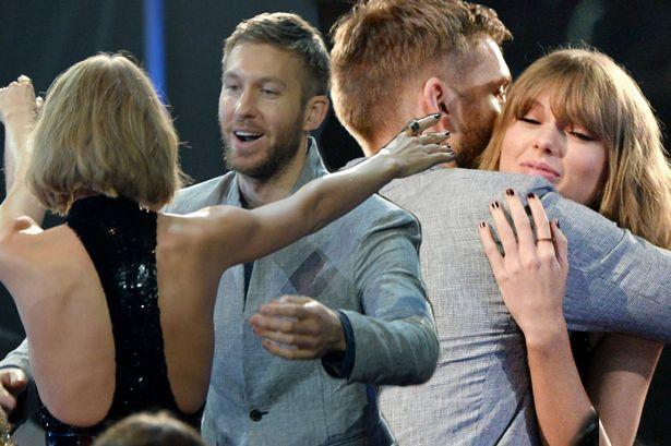 iHeartRadio Music Awards 2016 Taylor Swift Calvin Harris