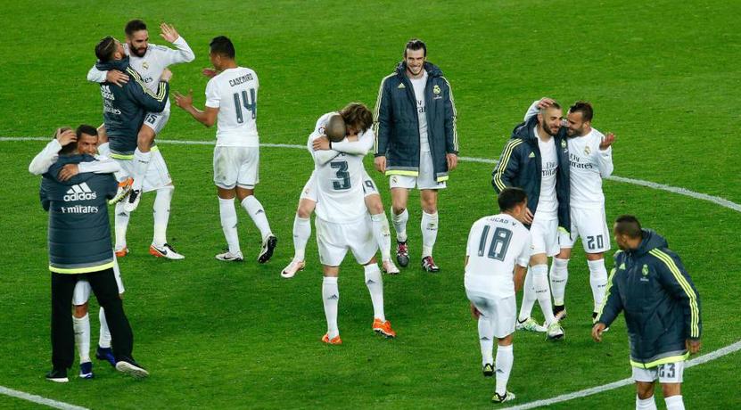 Real Madrid Barcelona El Clasico