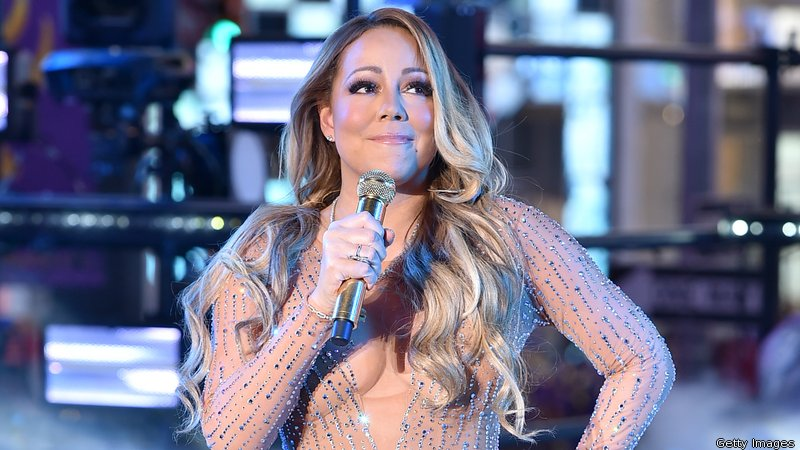 Mariah Carey New Year's Eve Performance Melt Down 2017: Dick Clark's Rocking' Eve