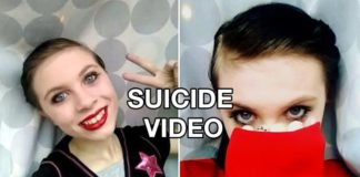 katelyn nicole davis suicid video