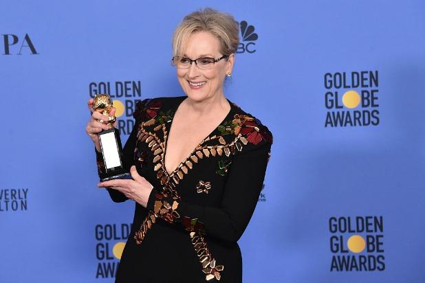 Meryl Streep's Golden Globes 2017 Speech Attack Donald Trump: President-Elect Calls Her 'Overrated'