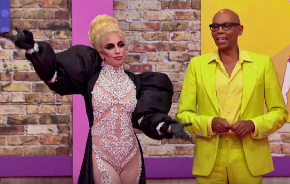Rupaul's Drag Race Season 9 Episode 1 HIGHLIGHTS: Lady Gaga Fools Contestants with Drag Disguise